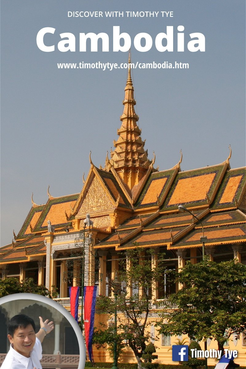 Discover with Timothy Tye: Cambodia