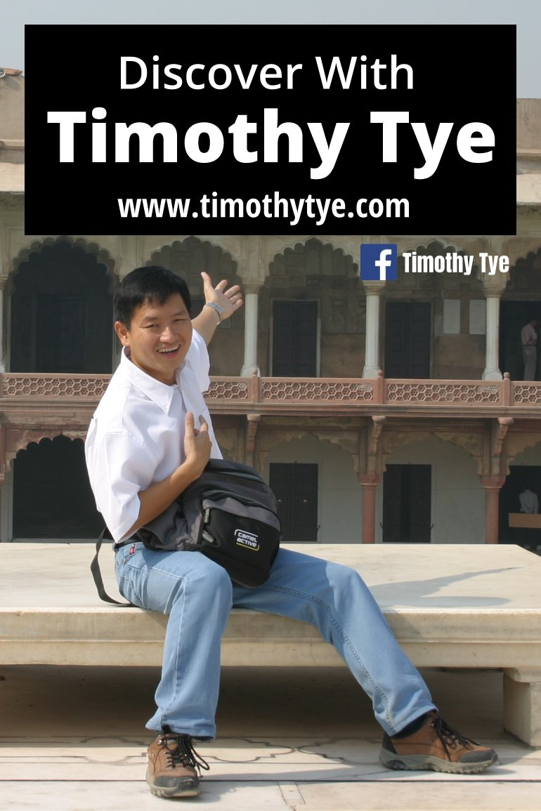 Discover with Timothy Tye
