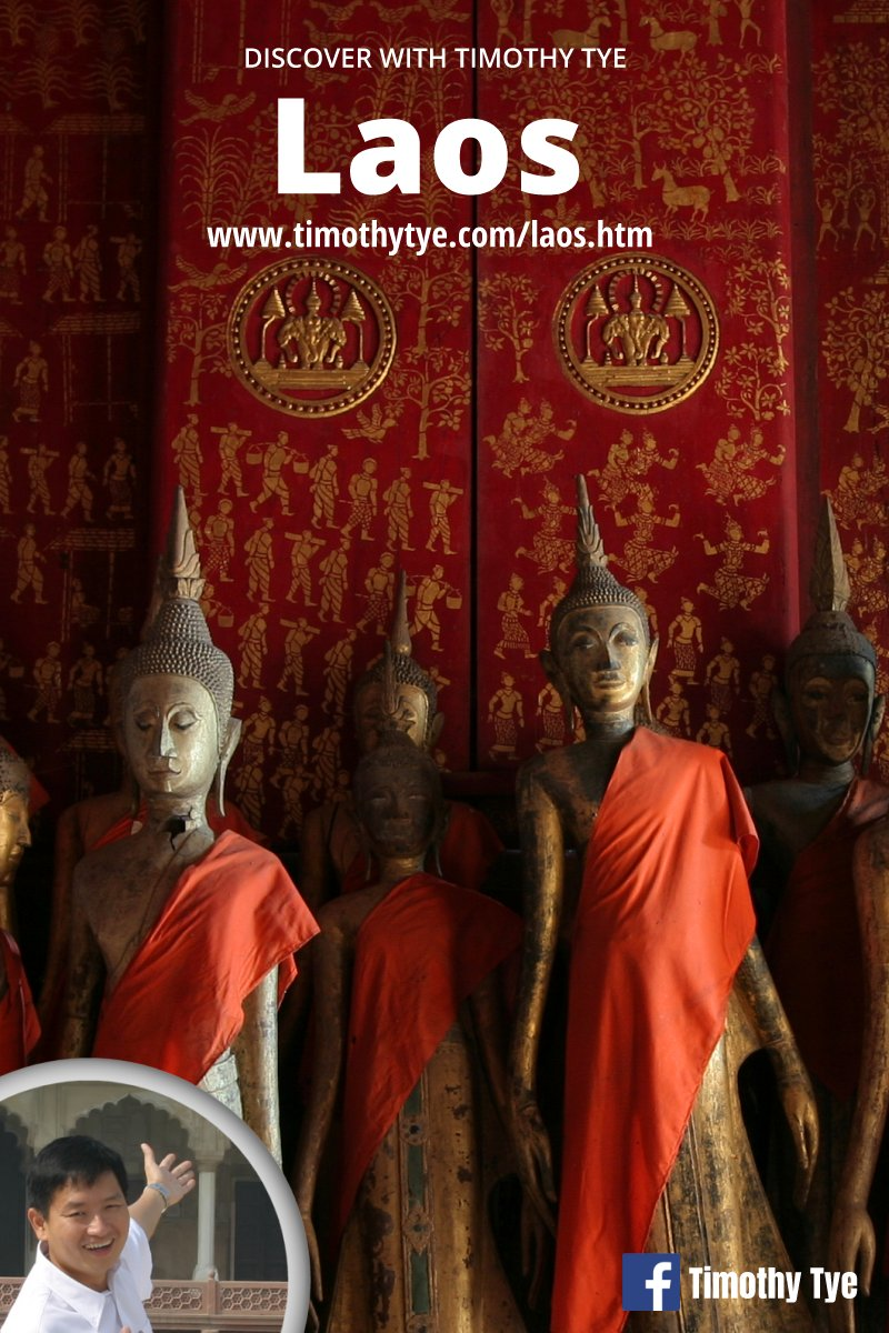 Discover Laos with Timothy Tye
