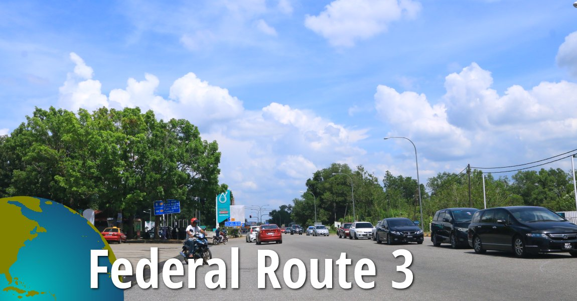 Federal Route 3