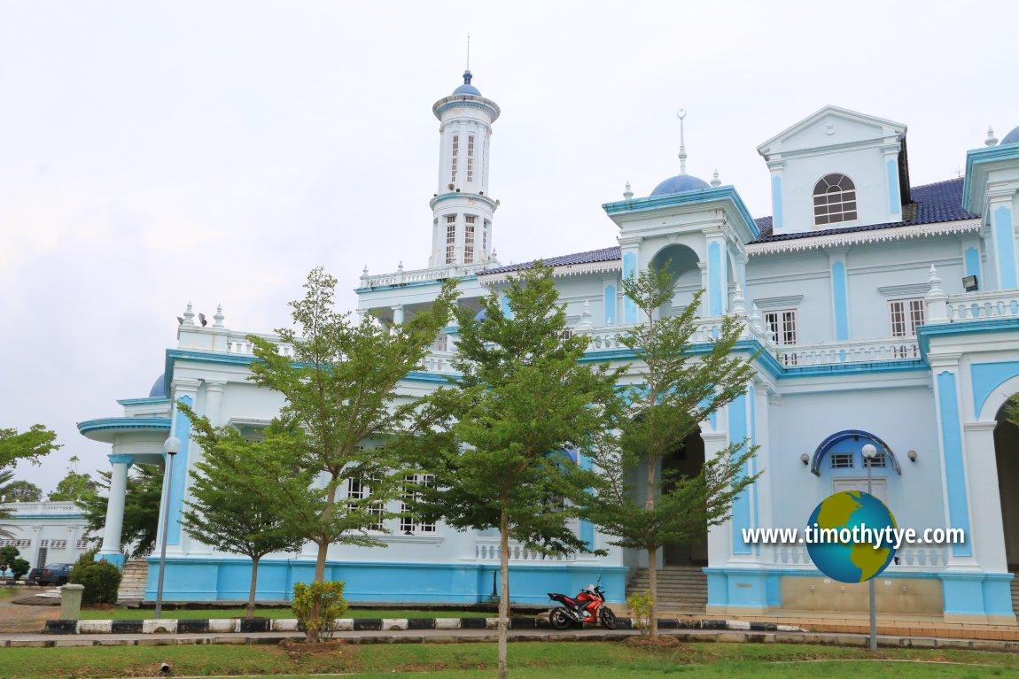 Masjid Sultan Ismail, Muar