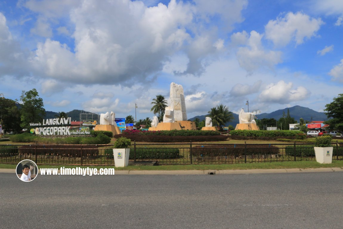 Airport Roundabout, Langkawi