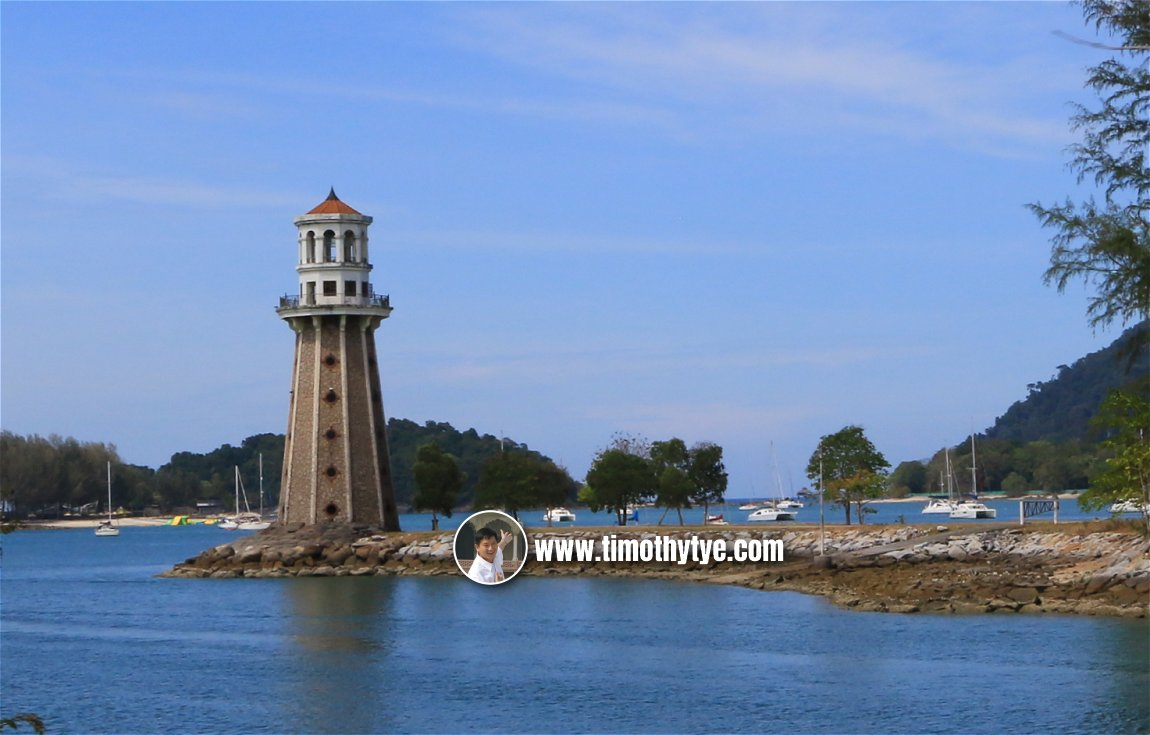 Perdana Quay Light House, Langkawi