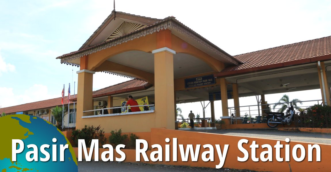 Train Stations in Kelantan
