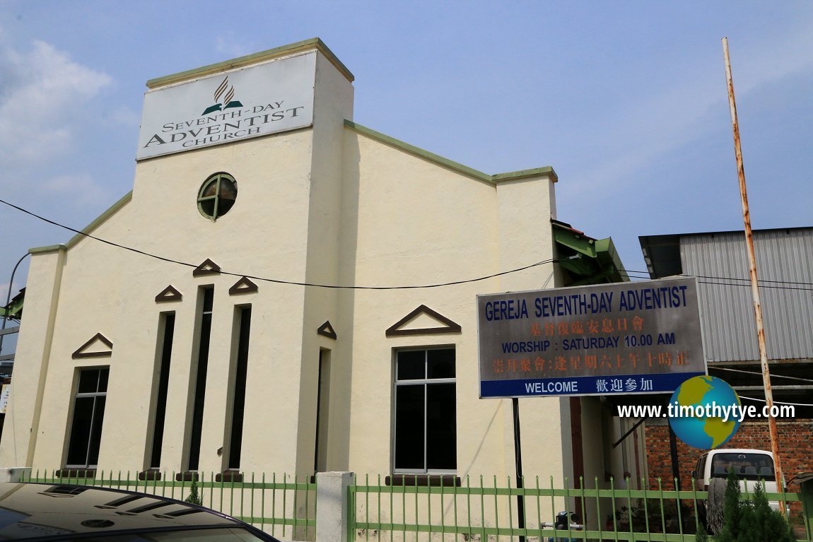 Seventh-Day Adventist Church Seremban