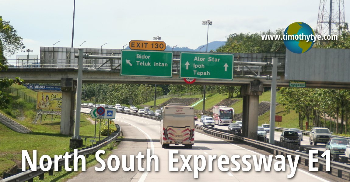 North South Expressway Northern Route E1