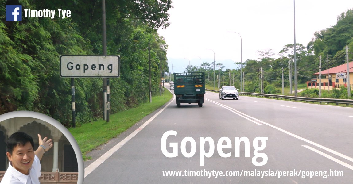 Discover Gopeng, Perak, with Timothy Tye