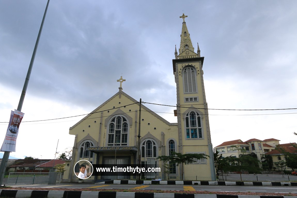 Church of Our Lady of Lourdes, Ipoh