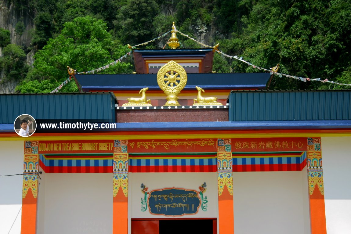 Dudjom New Treasure Buddhist Society, Ipoh, Perak