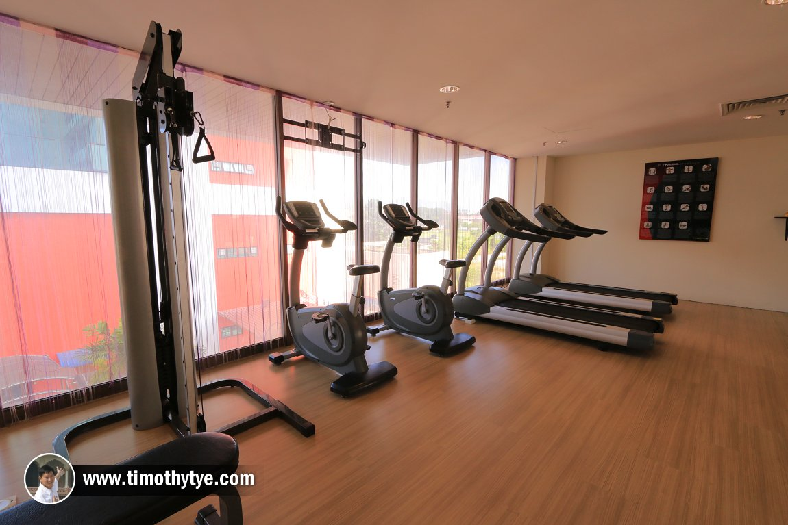 The Gym, Impiana Hotel Ipoh