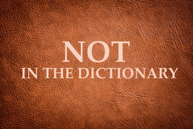 Timothy Tye's Not In The Dictionary
