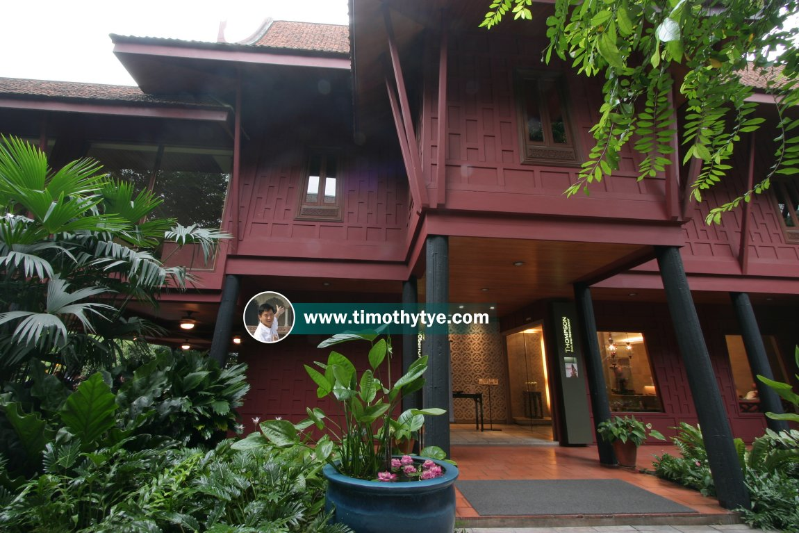 Jim Thompson House, Bangkok, Thailand