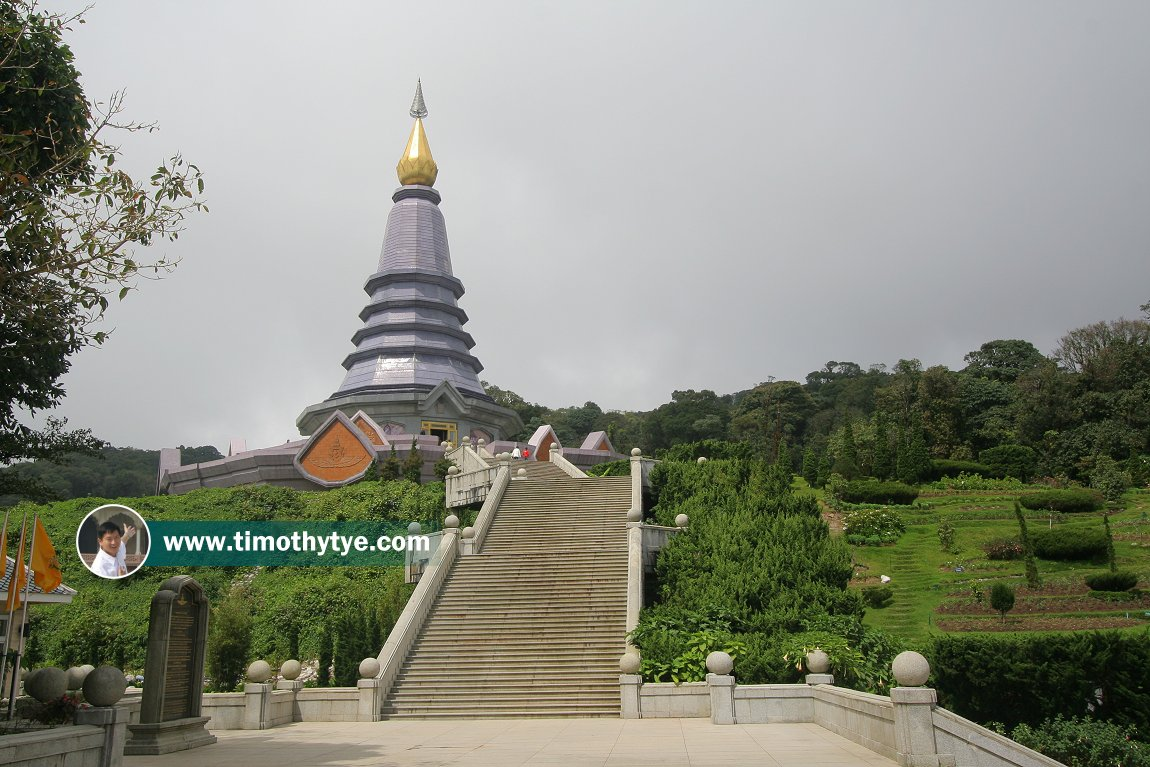 The Queen's Pagoda, Doi Inthanon