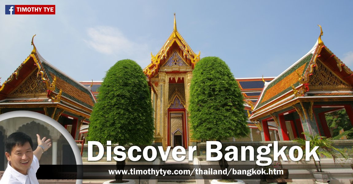 Discover Bangkok with Timothy Tye