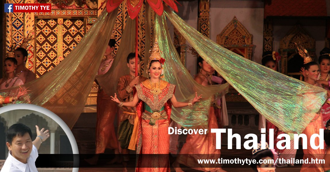 Discover Thailand with Timothy Tye