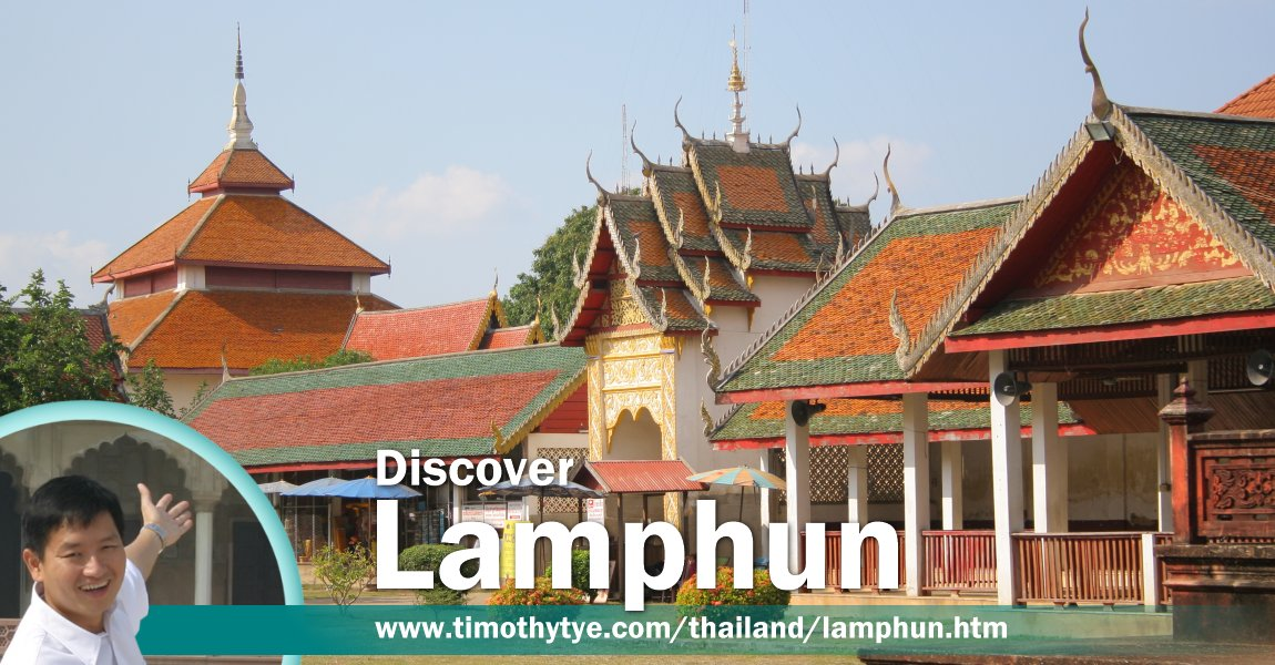 Discover Lamphun, Thailand, with Timothy Tye