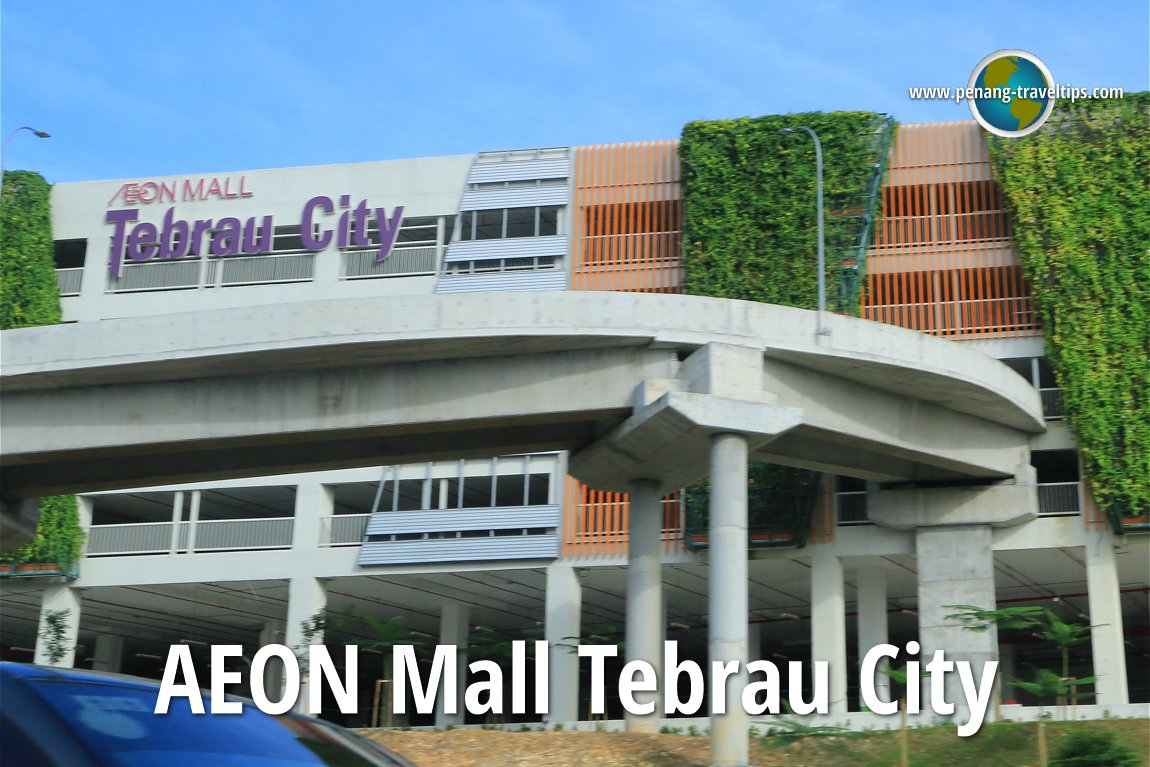 AEON Mall Tebrau City