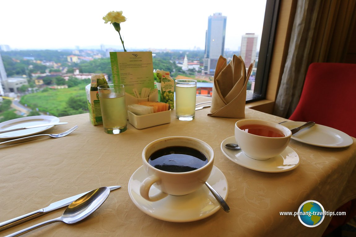 Pacific Sky Lounge, The Puteri Pacific Hotel Johor Bahru