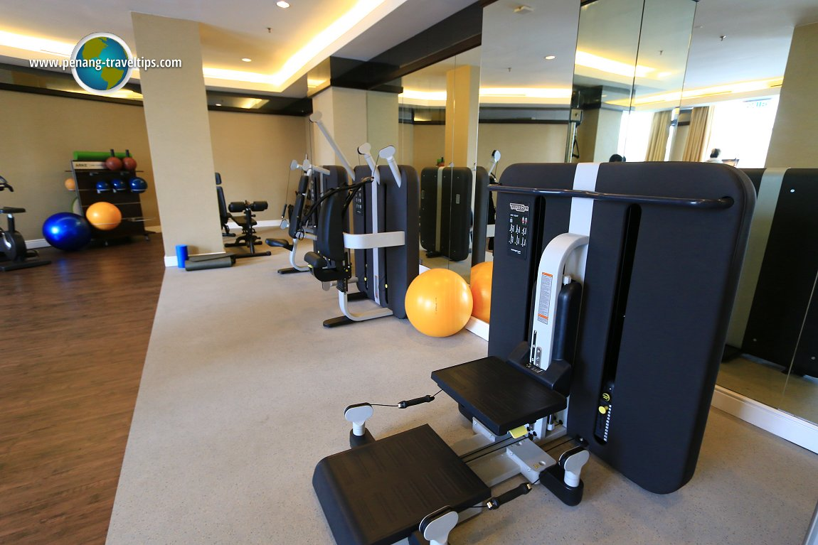 The Gym at The Majestic Hotel Kuala Lumpur